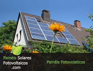 Aplicação de Paineis Solares Fotovoltaicos