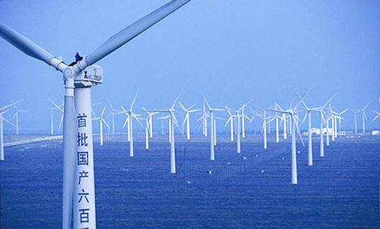 energias renováveis chineses
